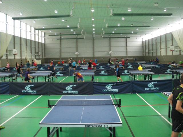 Ligue Bourgogne Franche Comté Tennis de Table